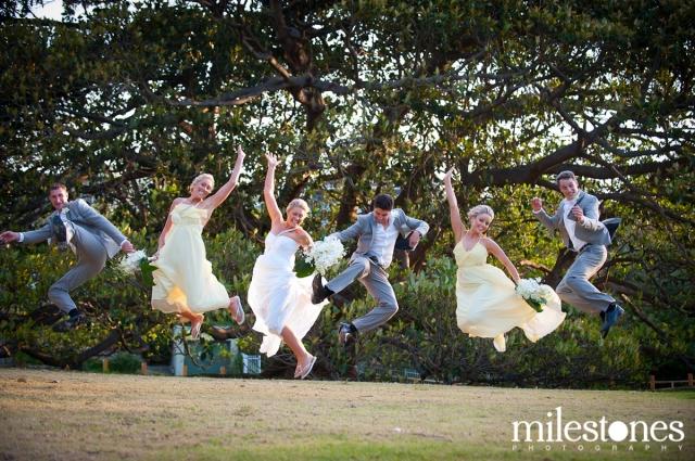 Summer Wedding Shelly Beach 57