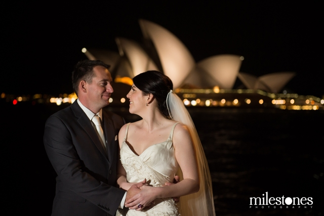 sydney wedding opera house